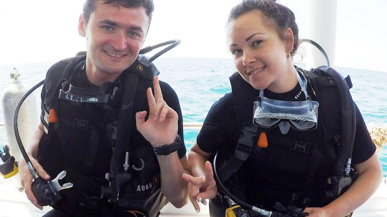 Максим и Дарья Сунозовы
