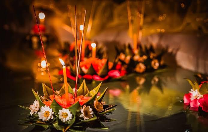 Праздник Лои Кратонг 2019