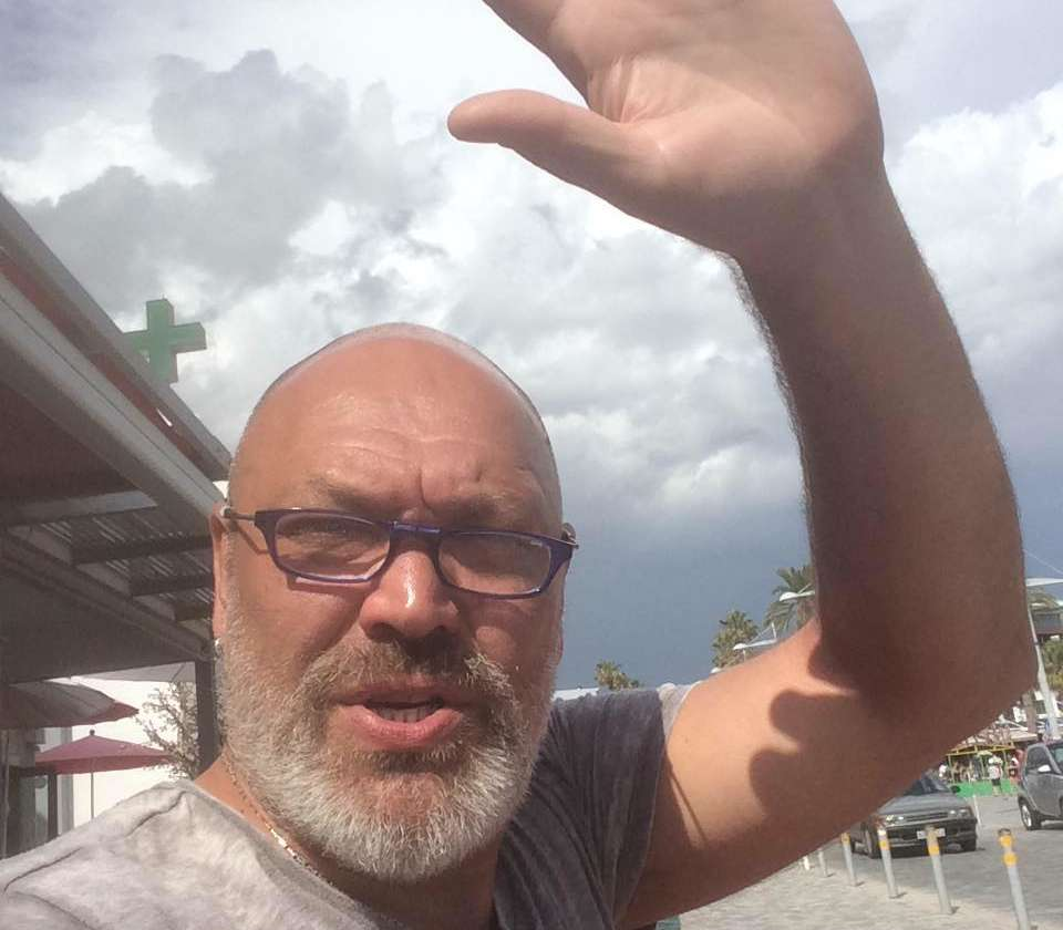 Pavel Mostovoy