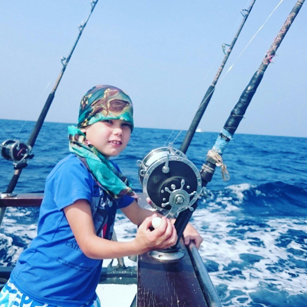 Выбираем удочку для морской рыбалки на Пхукете