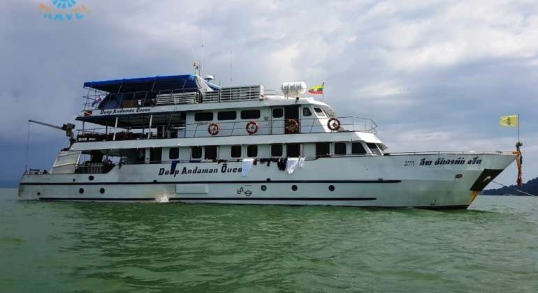 Deep Andaman Queen – 5, 6, 8 дней