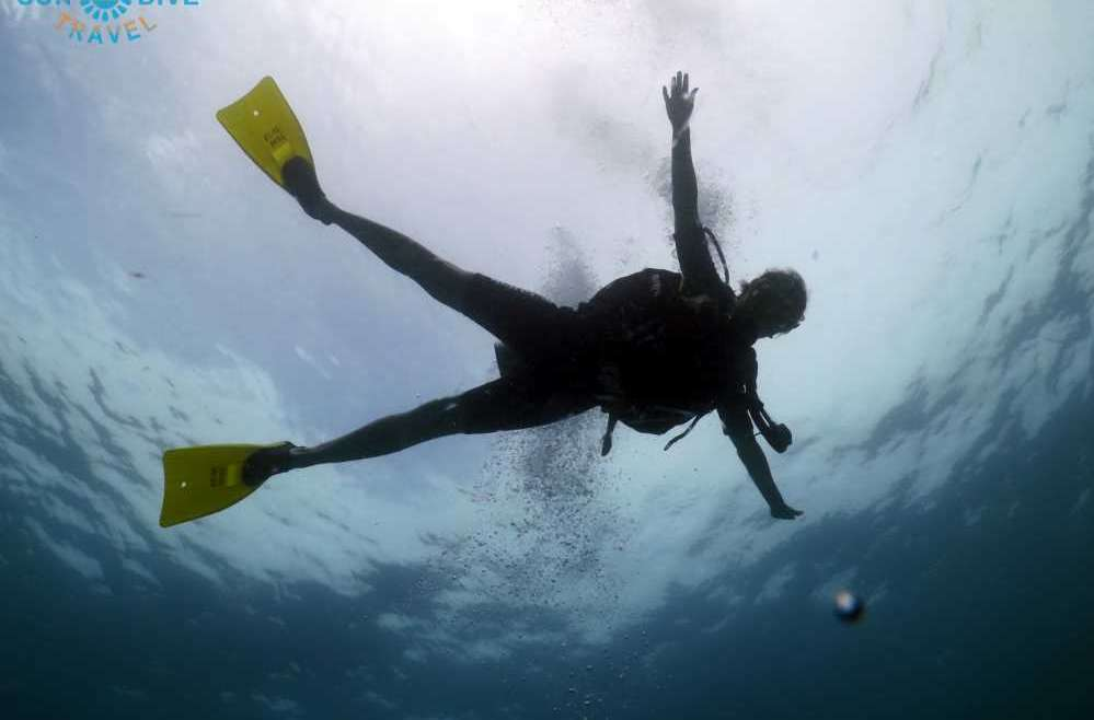 Фитнес из морских глубин