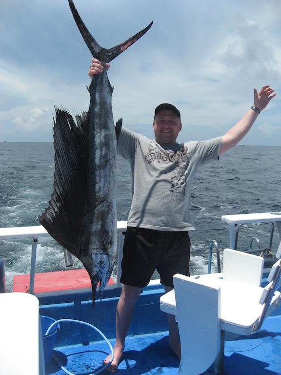 Рыбалка на Пхукете, марлин