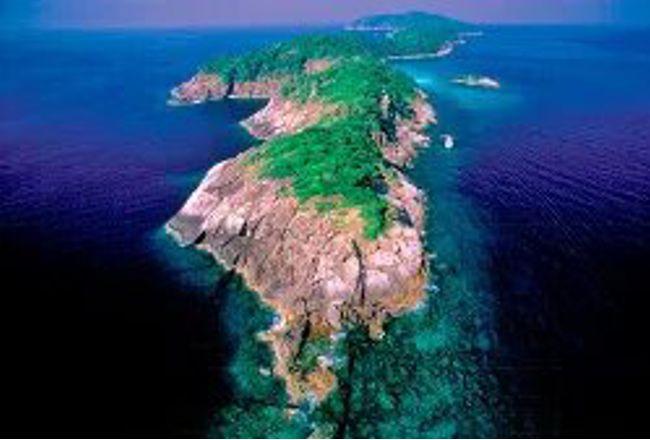 Остров Racha Noi